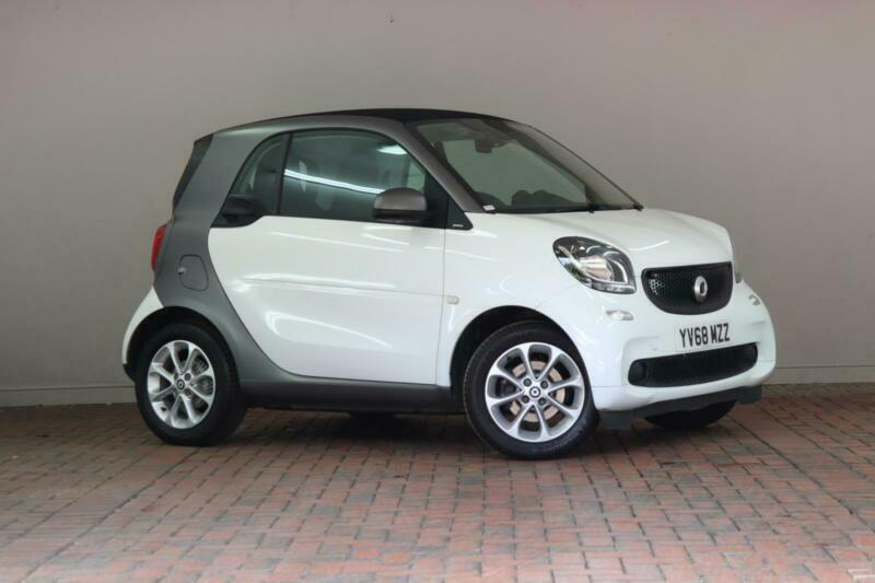 2019 smart fortwo coupe 1.0 Passion 2dr Coupe Petrol Manual