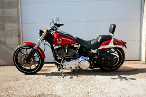 2013 FXSB Breakout - Ember Red
