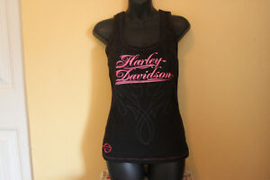 Harley Davidson Top Ladies