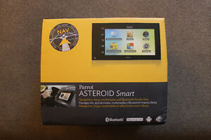 Parrot Asteroid Smart Double Din GPS Stereo