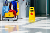 Need Industrial Cleaning Services ?