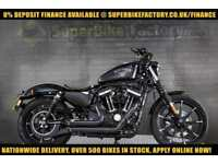 2017 17 HARLEY-DAVIDSON SPORTSTER XL883 N IRON 883CC 0% DEPOSIT FINANCE AVAILABL