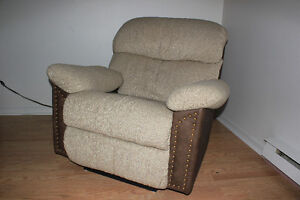fauteuil inclinable 10$