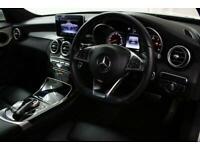 2017 Mercedes-Benz C Class C220d AMG Line Premium 2dr Auto Coupe Diesel Automati