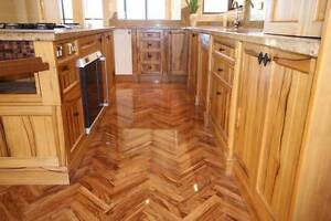 MUST SELL Natural Timber Kitchen in Sit-U $6000 Rose Bay Eastern Suburbs Preview