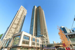Brand New, Steps to Metrotown Station, Mountain View