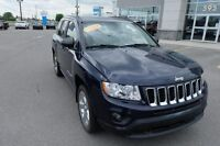 Jeep Compass 4WD LIMITED CUIR 2012