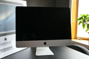 Apple iMac (late 2013) 21.5 - Intel core i5 - 2.7 GHZ - 8 GB