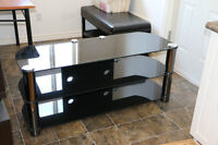 "TV Stand, holds 60"" TV (Yorkton Sk.)"