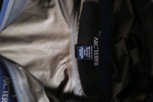 Arc'teryx Paclite Goretex Rain Jacket XL