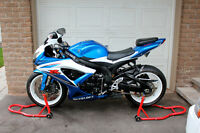 Mint 2009 GSXR 600 Low KM