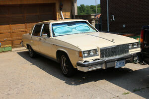 1980 Buick Park Avenue PLUSH VELOUR TAN Sedan -$7498