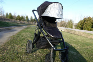 2013 Uppababy Vista - Black