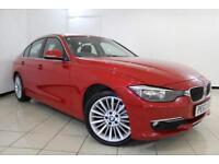 2013 63 BMW 3 SERIES 2.0 320D LUXURY 4DR AUTOMATIC 184 BHP DIESEL