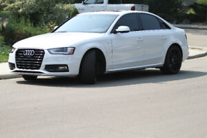 Beautiful APR Chipped 2013 A4 S-Line