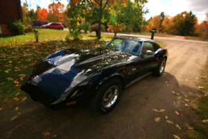 1974 Corvette Stingray