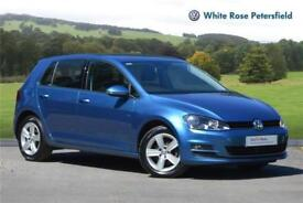 2016 Volkswagen Golf Match Edition 1.4 TSI 125 PS 6-speed manual 5 Door Petrol b