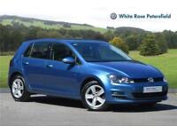2016 Volkswagen Golf Match Edition 1.4 TSI 125 PS 6-speed manual 5 Door Petrol b