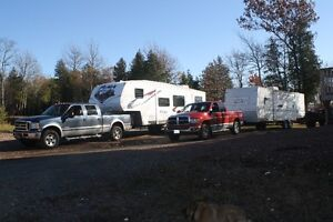 I can help you get your Travel Trailer there...