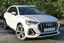 image for 2021 Audi Q3 DIESEL ESTATE 35 TDI S Line 5dr S Tronic Auto SUV Diesel Automatic