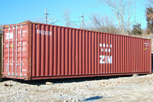 ****Renting 40ft containers****