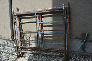 4 Scaffolding Frames For Sale
