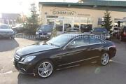 Mercedes-Benz E 350 CDI Coupe BlueEfficiency AMG Sport, top