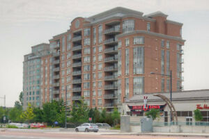 Great location condo In Markham - Large den (like bedroom)