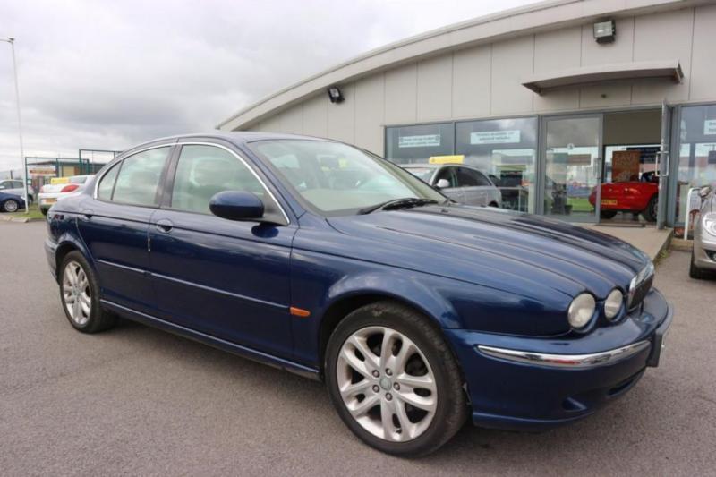 2003 03 JAGUAR X TYPE 2.1 V6 4D 157 BHP