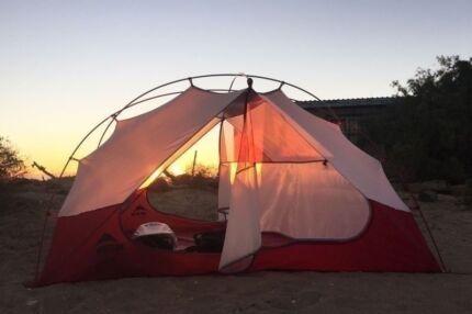 MSR Elexir 3pers/3 season freestanding tent incl footprint & 2 person tents in Tasmania | Gumtree Australia Free Local Classifieds