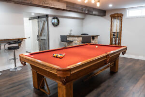 Professional Renovations   Specializing In Basement Finishing
