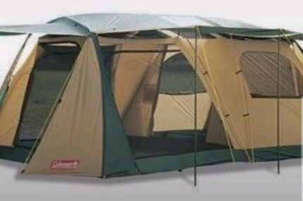 Coleman Northstar 8 CV Family Tent & coleman northstar | Gumtree Australia Free Local Classifieds