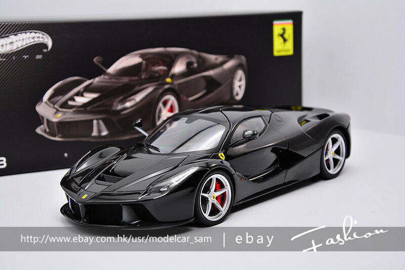 1/18 hot wheels laferrari