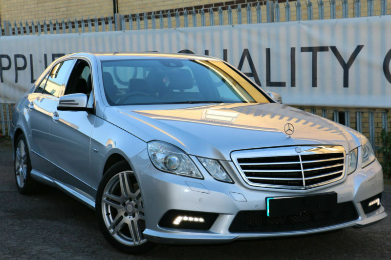 Amazing Mercedes Benz E350 3.0CDI Auto Sport BARGAIN PRICED MINT CAR