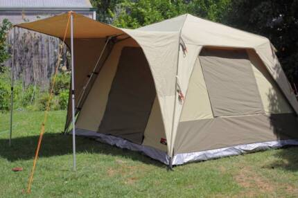 Black Wolf Turbo 300 canvas tent & tent in Melbourne Region VIC | Camping u0026 Hiking | Gumtree ...