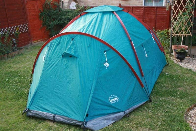 Freeman Derwent Ex 3 person tent & Freeman Derwent Ex 3 person tent | in Coulby Newham North ...