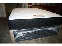KINGSIZE MEMORY FOAM BED BRAND NEW (BASE AND MATTRESS) SAME DAY EXPRESS DELIVERY