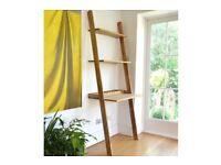 The Futon Company ladder lean-to desk