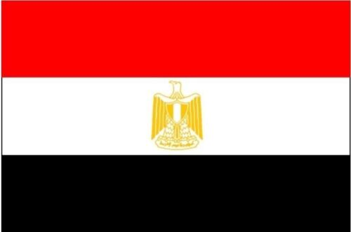 Egypt Flags & Bunting - 5x3