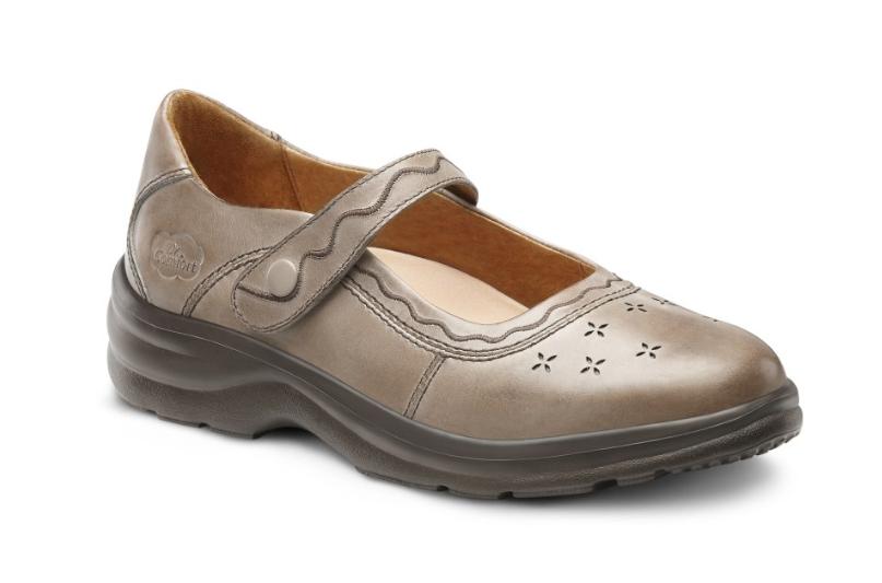 DR.COMFORT Sunshine Women Dress Shoes 5 Wide Diabetes Therap