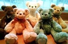 Teddy Bear DIY sewing class Strathfield Strathfield Area Preview