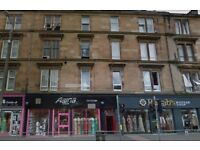 Traditional 3 bedroom 2nd floor flat Allison Street Govanhill, Available 1st May 2018