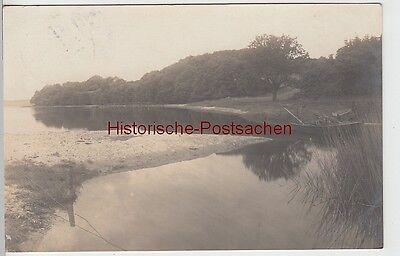 (97217) AK Landschaft Dänemar, Stempel Aabenraa 1928