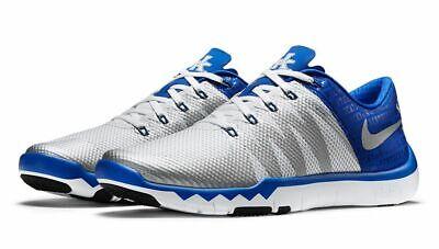 Nike Train Speed 5.0 V6 AMP 723939-401 Kentucky Wildcats Blue White Silver U.K