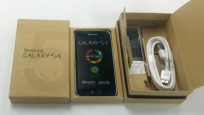 Samsung Galaxy S5 SM-G900T - 16GB - Charcoal Black Unlock (T-Mobile) Smartphone