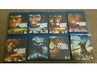 Blu ray scifi bundle