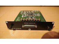 Tascam IF AE/DM AES EBU interface for DM24 DM32 DM3200 and DM4800 mixers
