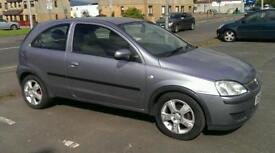 2004 Vauxhall corsa C 1.0 47k Spare Parts available