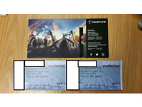 2x RUNRIG Last Dance tickets - Sat 18th August, Stirling - General Admission Standing