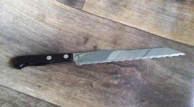 "Vintage 9"" Blade KEEN KUTTER Knife USA SUPER STEEL KOBALT K-37 CUTLERY KITCHEN"